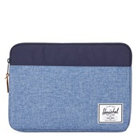 Anchor Navy 13 Inch Laptop Sleeve