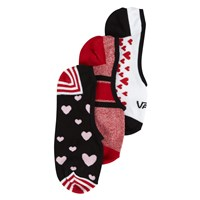 Women's Canoodles Red Socks