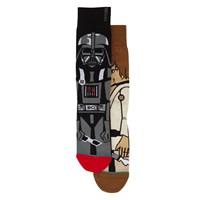 Men's Star Wars Segement Pack Black Socks