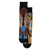 Men's Star Wars Character Pack Orange Socks