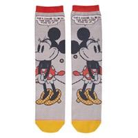 Tick Tock Minnie Grey Socks