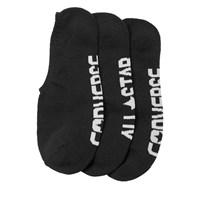 Paquets de 3 paires de minisoquettes noires