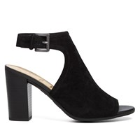 Women's Ervin Black Sandal