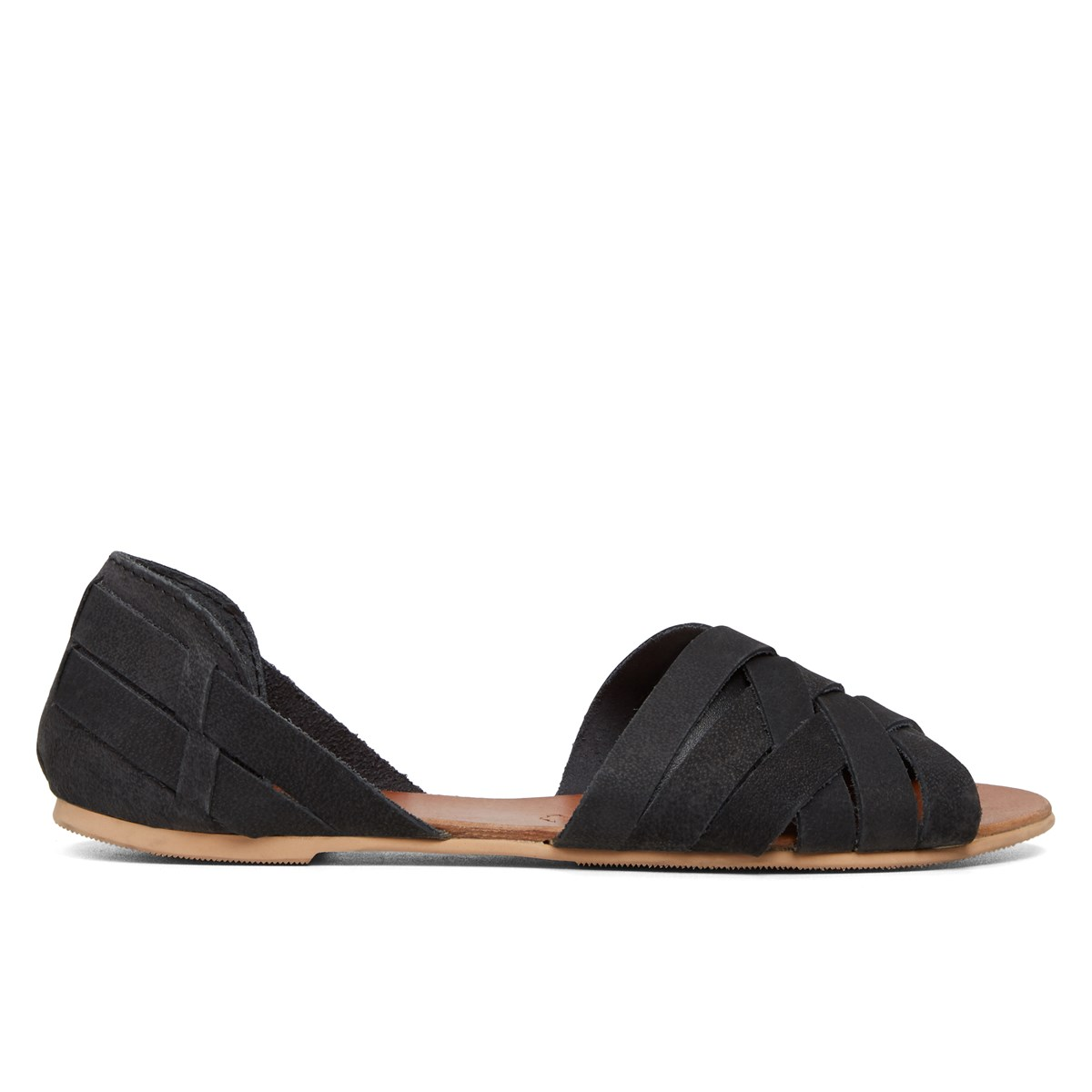 Women's Umaewien Black Sandals