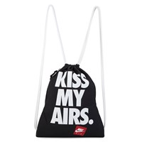 Kiss My Airs Drawstring Bag