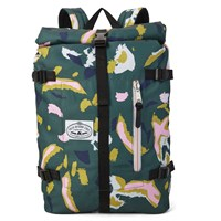 Classic Rolltop Camouflage Backpack