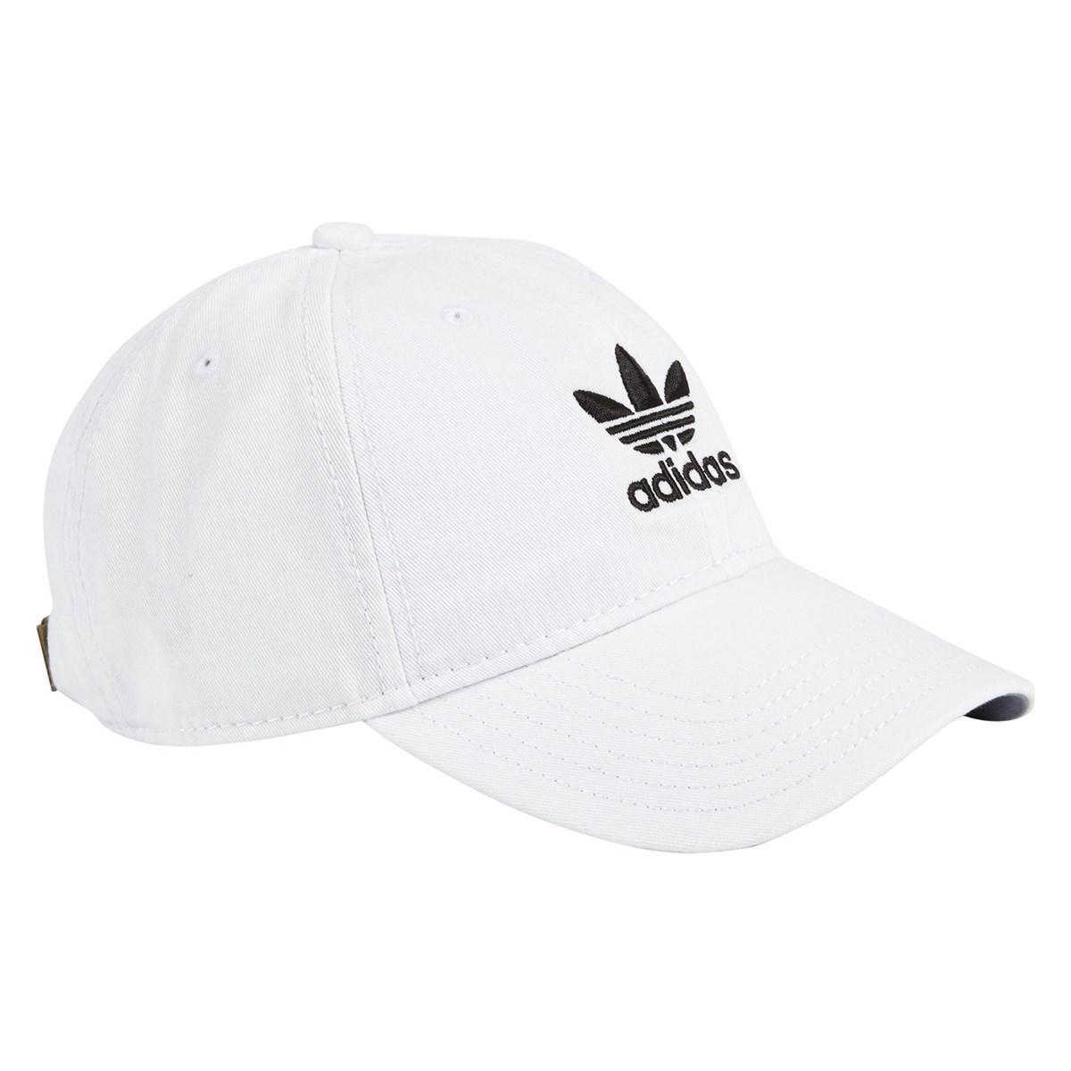 Originals Relaxed White Cap