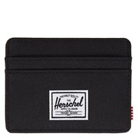 Charlie RFID Black Wallet