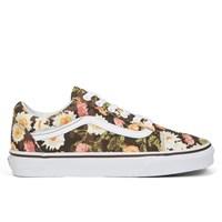 Women's Old Skool Floral Print Sneaker
