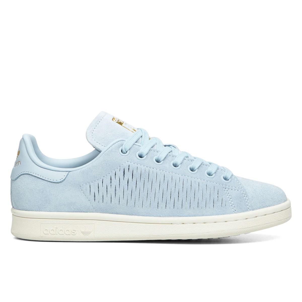 Women's Stan Smith Light Blue Sneaker