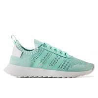 Women's Flashback Primeknit Green Sneakers