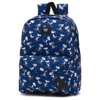 Peanuts Old Skool II True Navy backpack