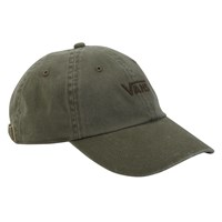 Court Side Forest Green Hat