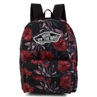 Relm Black Dahlia Black Backpack