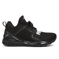 Men's IGNITE Limitless Black Sneaker