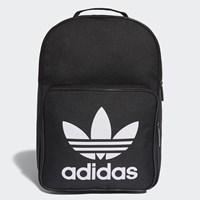Classic Trefoil Black Backpack