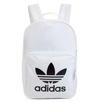Classic Trefoil White Backpack