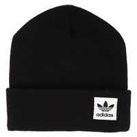 High Black Beanie