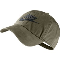 Futura Washed Olive Cap