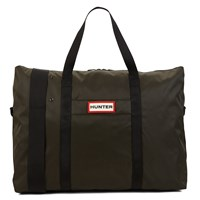 Original Nylon Weekender Green Tote Bag
