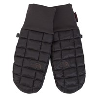 Women's Thermoball Black Mitten