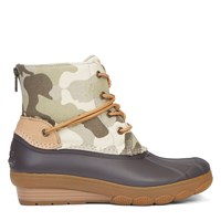 Women's Saltwater Wedge Tide Camo Boot