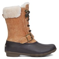 Women's Saltwater Misty Brown Boot