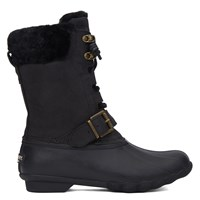 Women's Saltwater Misty Black Boot