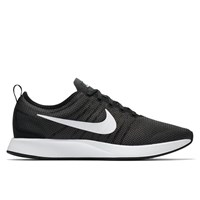 Men's Dualtone Racer Black & White Sneaker