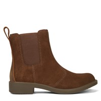 Women's Bria Muddy River Camel Suede Boot