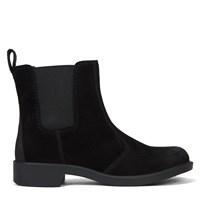 Women's Bria Muddy River Black Suede Boot