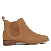 Women's Ella Toffee Suede Chelsea Boot