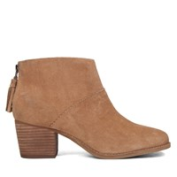 Women's Leila Toffee Suede Boot