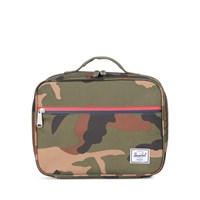 Pop Quiz Camo Lunch Box