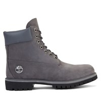 Men's Classic 6 Inch Forged Iron Grey Boot