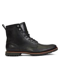 Men's Kendrick Side Zip Black Boot