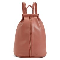 Lawrence Vegan Backpack in Pink