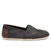 Men's Alparcata Grey Misc Slip-On