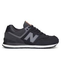 Men's ML574 GPG Black & Charcoal Sneaker