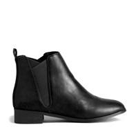 Women's Joliette Black Chelsea Boot