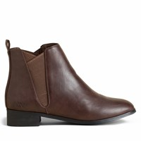 Women's Joliette Coffee Chelsea Boot
