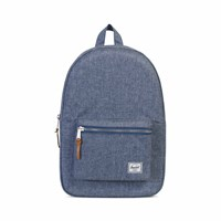 Settlement Dark Chambray Backpack