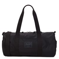 Surplus Sutton Mid Volume Black Duffle Bag