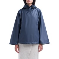 Women's Forecast Navy Poncho