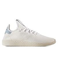 Men's Pharrell Williams Tennis Hu White Multi Sneaker