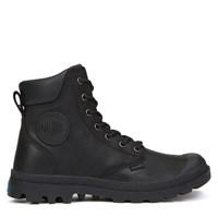 Men's Pampa Cuff Lux Black Boot