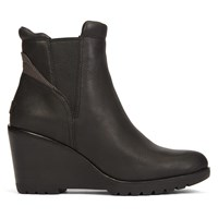 Women's Chelsea After Hours Black Leather Boots