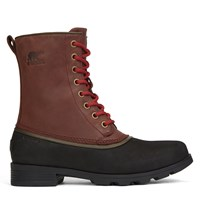 Women's Emelie 1964 Redwood Brown/Black Boot