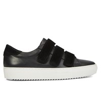 Women's Julie Suede Scratch Black Sneaker