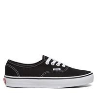 Authentic Black Sneaker